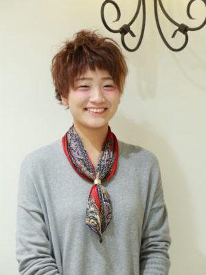 西京極アシスタント中井智香子